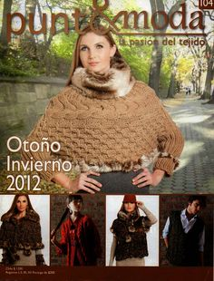 blog de crochet ,dos agujas ,tricot, tejido . tunesino , revistas de tejido Crochet Magazine, Crochet Books, Play Tennis, Crochet For Beginners, Book Crafts, Cable Knit, Turtle Neck, Stitch, Knitting