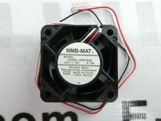 NMB cooling fan 1608KL-05W-B69 (0.13A) 40mm x 40mm x 20mm Fanuc Cooling Fan