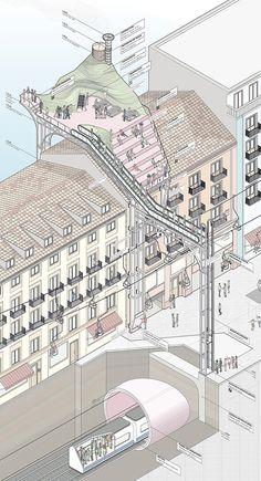 archidose - Madrid Theme City Atelier Teratoma