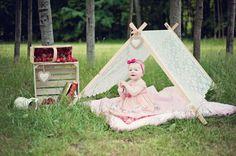 Namiot koronkowy - Dandelion_Props - Dekoracje pokoju dziecięcego