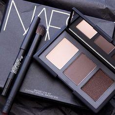 Narsissit smokey eye palette limited edition!