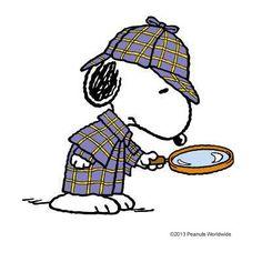 Snoopy Sherlock
