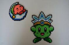 Sleep Kirby and Spark Kirby by MegaSparkster.deviantart.com on @DeviantArt