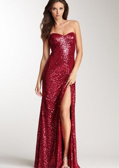 068eaeff057 Strapless sweetheart dress   Mermaid dress. Jessica Rabbit ...