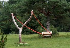 ROFL have to do this somewhere Some yard art is just too great...
