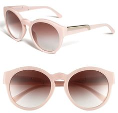Pink Stella sunglasses...be still our hearts!
