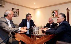 <p><br /> Ciudad de México.- El delegado del Comité Ejecutivo Nacional del PRI en Chihuahua, Fernando Moreno Peña, sostuvo una