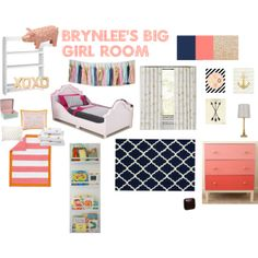 coral, gold bedroom. Hmmm may have to check out landofnod.com