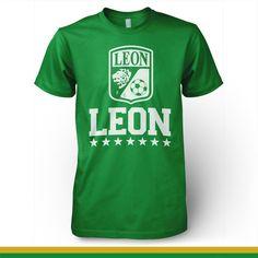 Club Leon Guanajuato Mexico La Fiera T-shirt - Pandemic Soccer Guanajuato 615329041dcd2