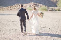 Palm Springs couple