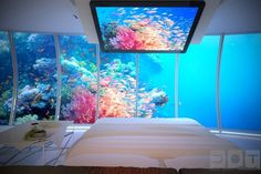 Dubai to build a new underwater hotel.
