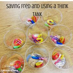 Save Fred! Great community building activity