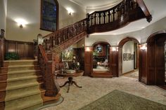 Victorian Gothic interior style: March 2012