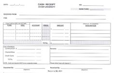 Cash Receipt Template Pdf Unique 18 Dental Invoice Templates With Brilliant Designs Word Pdf Excel .