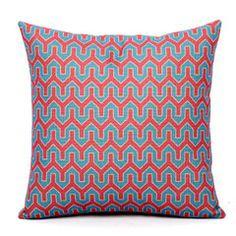 moroccan throw pillow, geometric pillow cushions, decorative pillow, linen pillowcase,  decorative linen pillows