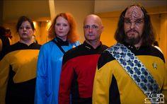 Star Trek TNG - DragonCon 2012 - Bestine FanForce