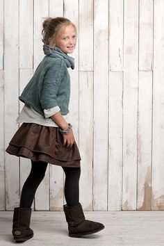39_Labube  ~  Inspiration but simple styles with high levels of cute!  This top could be made with a knit fabric or knitted!!