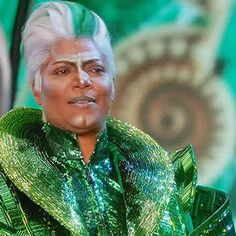 Hot: See Queen Latifah as the Wiz in new The Wiz Live! promo  exclusive