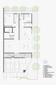 minimalist home design floor plans