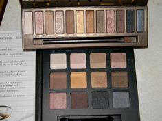 Even better (price wise) UD Naked dup... E.L.F Beauty Book Neutral Eye Edition :D