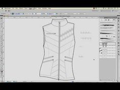 Sew Hedi: How to Create Ruching, Ruffles or Puckers by Making Custom Pattern Brushes in Illustrator