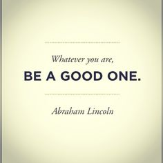 Abraham Lincoln Quote Photo by rosytuesday