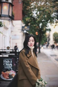 Women's Fashion Dresses, Hijab Fashion, Korean Fashion, Hijab Styles, How To Look Classy, Ulzzang Girl, Outfit Of The Day, Cocoa, Personal Style