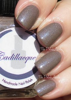 Cadillacquer Spring 2014 Seek The Fire Collection Swatches