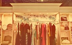 Wish my closet looked like this