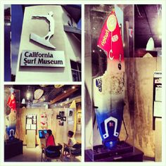 """See 32 photos and 5 tips from 254 visitors to California Surf Museum. """"This is a great place to learn about surfing. They have Bethany's surfboard. Places In California, California Surf, Stuff To Do, Things To Do, Summer Memories, Summer Of Love, Museums, Great Places, Four Square"""