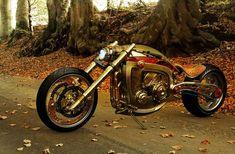 Seraphim Custom Motorcycle