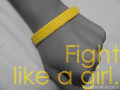 March is Endometriosis Awareness Month...which is ironic because its my birth month too! lol