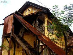 Abandoned House Fort Kochi Kerala India