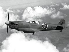 Supermarine Spitfire Mk IV
