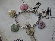 Hey, I found this really awesome Etsy listing at https://www.etsy.com/listing/119027546/sweettartsvintage-enamel-charm-bracelet