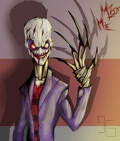 Joker krueger