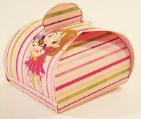 Cajitas Imprimibles Barbie Silueta. | Ideas y material gratis para fiestas y celebraciones Oh My Fiesta!