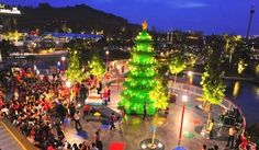 Christmas season is arriving!! For most people, evolution of Christmas celebrations has been grown to include travel but not just a domestic travel; it's a world-wide travel.Well, do you have any plans to celebrate Christmas in Asia?