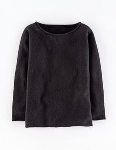 Chic Mohair Mix Sweater WV054 Sweaters at Boden