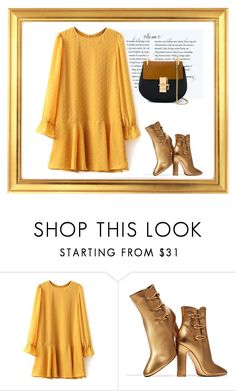 """""""-11"""" by nihada-niky ❤ liked on Polyvore featuring Gianvito Rossi and Chloé"""