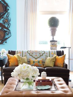 40 Years of Fabulous + The Kips Bay Decorator Show House | La Dolce Vita, Bunny Williams
