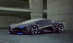 Concept Car Raven by Russian Automaker Lada