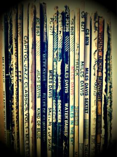 MILE DAVIS: collection