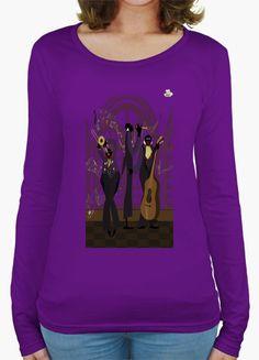 Camiseta Belle Epoque 07 Camiseta mujer manga larga  19,90 € - ¡Envío gratis a partir de 3 artículos!