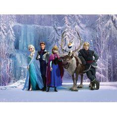 Jégvarázs Elsa poszter (360 cm x 255 cm)