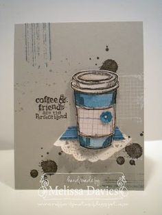 Stampin' Up! Card by RubberFUNatics: Convention Swapping