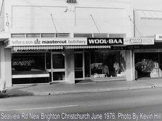 Wool Baa, Seaview Road, New Brighton, CHristchurch, NZ