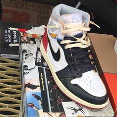 1e26e3e6df25 First Look  Union Los Angeles x Air Jordan 1 Retro High OG Release Date