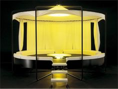 Strange furniture | Charming And Unusual Patio Furniture – BeHive By Extremis | DigsDigs