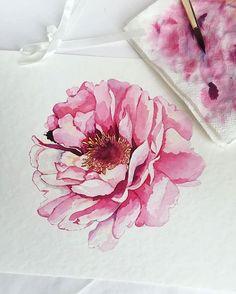 Watercolorist: @tiny_selena #waterblog #акварель #aquarelle #painting #drawing #art #artist #artwork #painting #illustration #watercolor #aquarela